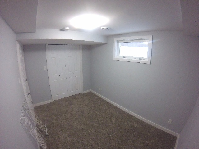 2nd bedroom has large closet as well